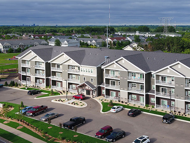Conifer Ridge Apartments