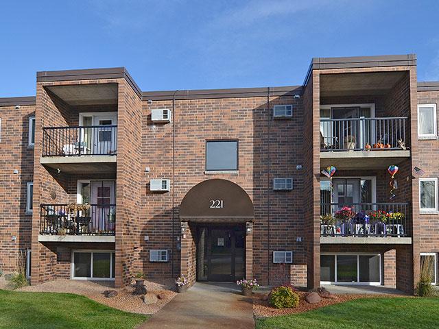 Hillside Apartments